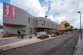 Las manifestaciones de los sindicatos en Ibiza en el Primero de Mayo, en imágenes