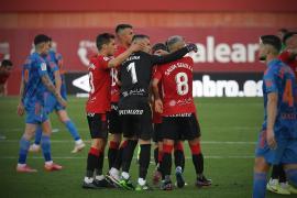 El Mallorca, a siete puntos del ascenso tras el empate del Leganés