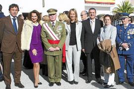 El Arma de Infantería celebra su patrona en la base Jaume II de Palma