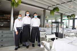 La hostelería de Santa Eulària afronta con incertidumbre la nueva temporada