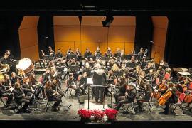 El sábado nuevo concierto de la Simfònica Ciutat d'Eivissa en el Baluard de Sant Pere