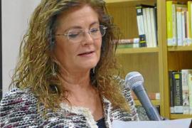 Iolanda Bonet presenta en la UIB su poemario 'Més que mots'