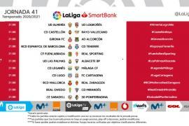 El Mallorca completa la ruta del ascenso a Primera