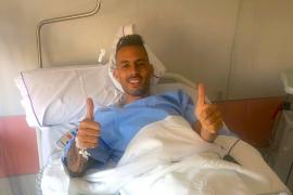 Manu Molina, intervenido con éxito de su tumor testicular