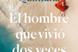Gerard Quintana presenta el viernes en Sant Jordi 'El hombre que vivió dos veces'