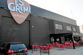 Sanción al Centre Musical es Gremi por instalar una terraza sin licencia