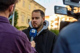El rapero Pablo Hasel, condenado por agresión