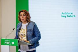 Susana Díaz se suma a la petición de adelanto de primarias en el PSOE andaluz