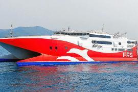 La naviera alemana FRS competirá con Baleària, GNV y Grimaldi en Baleares