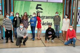 El programa de IB3 Televisió 'Cinc dies' celebra sus 1.001 programas