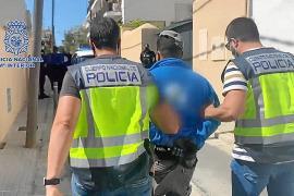 Detenido en Palma un fugitivo que era buscado por asesinar a un hombre en República Dominicana