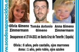 La familia de las niñas desaparecidas cree que el padre se las llevó a América