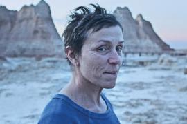 El film Nomadland en el Auditori d'Alcúdia