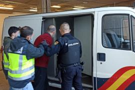 Desarticulado el grupo criminal que reventó a mazazos la joyería Rolex de Ibiza
