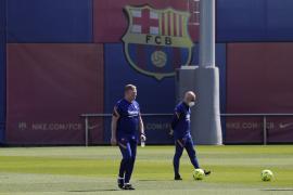 Barça y Atlético pugnan por LaLiga a expensas de Valdebebas