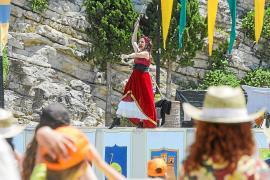 Eivissa Medieval arranca a medio gas