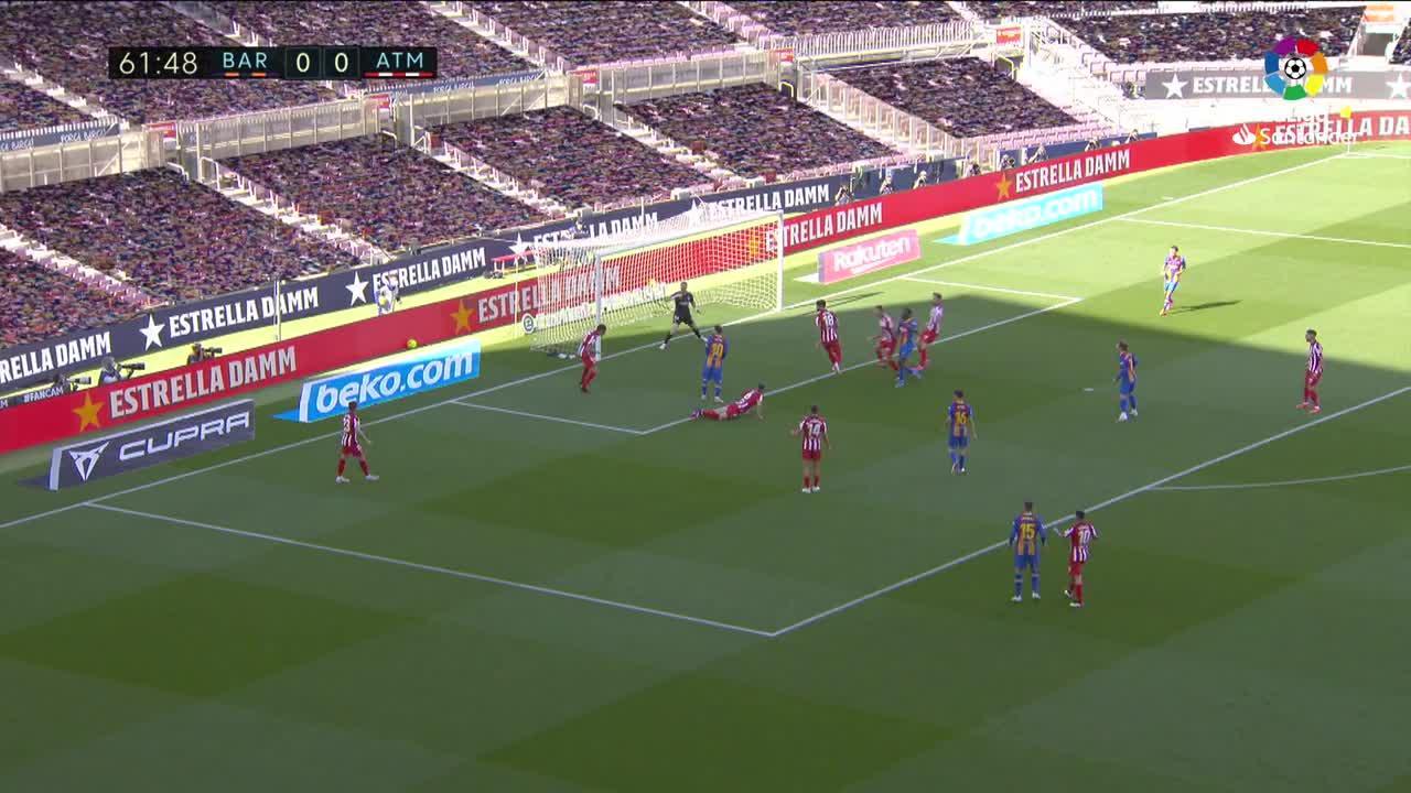 Barça y Atlético dejan el título de Liga en manos del Real Madrid
