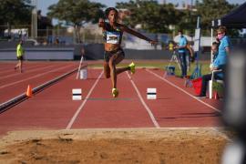 El Meeting Ibiza 'Toni Bonet' de Atletismo, en imágenes.