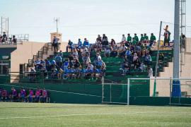Fútbol Tercera División: Encuentro entre Sant Jordi y Andratx (2-1), en imágenes.