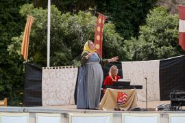 Eivissa Medieval se despide hasta el año que viene