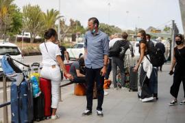 Baleares cubrirá un seguro de repatriación gratuito para turistas con COVID