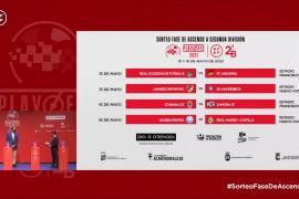 La UD Ibiza ya tiene rival para el 'playoff'