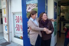 La administración de loterías número 2 de Eivissa ha vendido un décimo del 'Gordo'