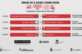 La eliminatoria entre la UD Ibiza y el Real Madrid Castilla cambia de hora