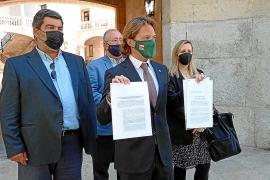 Vox pide la suspensión cautelar de las medidas restrictivas del Govern