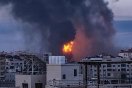 Israel anuncia «el golpe más grande» contra Hamás desde 2014