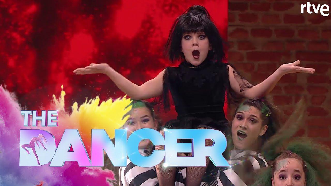 El arte y el desparpajo de las bailarinas de DVP Dancers vuelven a conquistar la televisión