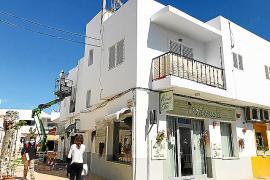 'Formentera es cuida a cada racó' finaliza con 137 obras de mejora