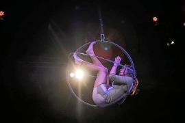 El circo libre llega la teatro Xesc Forteza