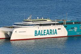 Baleària afirma que las nuevas navieras vienen por la «debilidad del mercado»