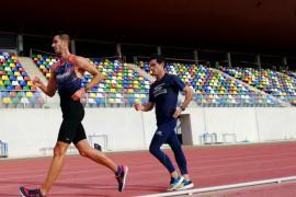 Marc Tur corre este fin de semana hacia los Juegos Olímpicos