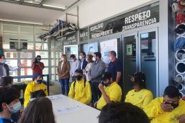 Las mejores imágenes de la presentación del II Circuito Deportivo Inclusivo. (Fotos: Marcelo Sastre).