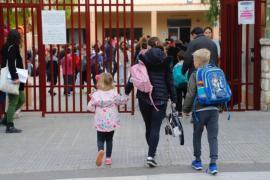 Próximo curso en Baleares: Menor distancia entre alumnos para la plena presencialidad
