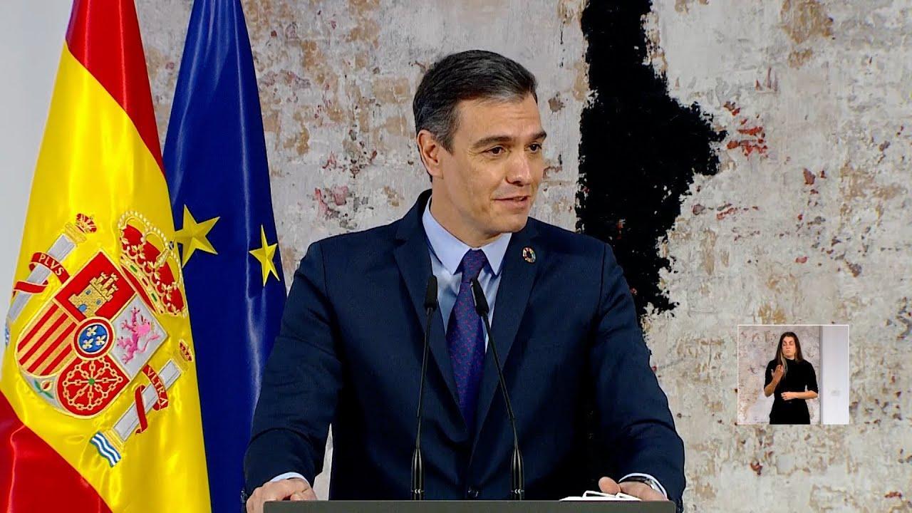 Sánchez anuncia que España recibirá 13 millones de dosis de Pfizer en junio