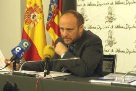 Detenido el subdelegado del Gobierno en Valencia, Alfonso Rubio, y el ex vicealcalde Alfonso Grau por cobrar comisiones