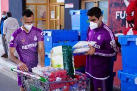 El Mallorca bate el récord y ya cuenta con 24,3 toneladas de alimentos