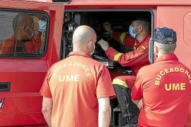 La UME se prepara en la isla para mejorar la coordinación y los tiempos de respuesta