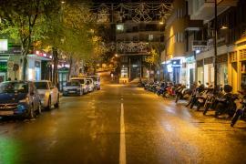 Un total de 670 sanciones firmes en Ibiza en el primer estado de alarma