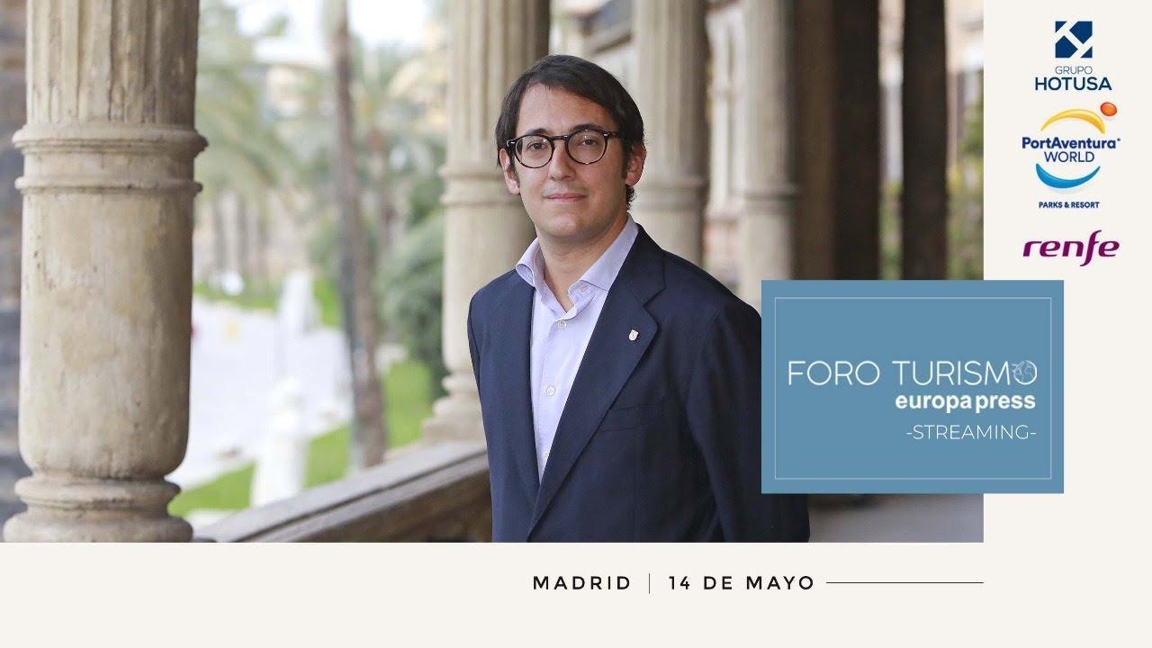 Negueruela cree que en mayo el nivel de vacunación permitirá el turismo sin desequilibrar la incidencia