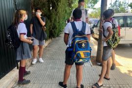 La distancia social y los grupos burbuja en las escuela, a debate