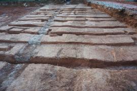 El Aeropuerto de Ibiza continúa con el proyecto de arqueología que investiga antiguos asentamientos