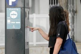 Santa Eulària vuelve a activar el cobro de la zona azul en horario de tardes