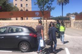 Un herido grave al producirse una explosión en la cocina de un colegio de Palma