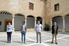 Los 'Artefactos, vocablos y niños' de Albert Pinya llegan en junio a Pollença
