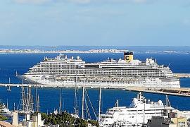 Baleares ya tiene protocolo para recibir cruceros con escalas nacionales