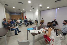 Sant Josep presenta el borrador de la ordenanza de Bienestar Animal